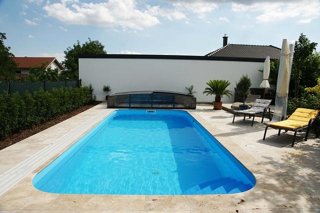 Le coût de la construction d'une piscine